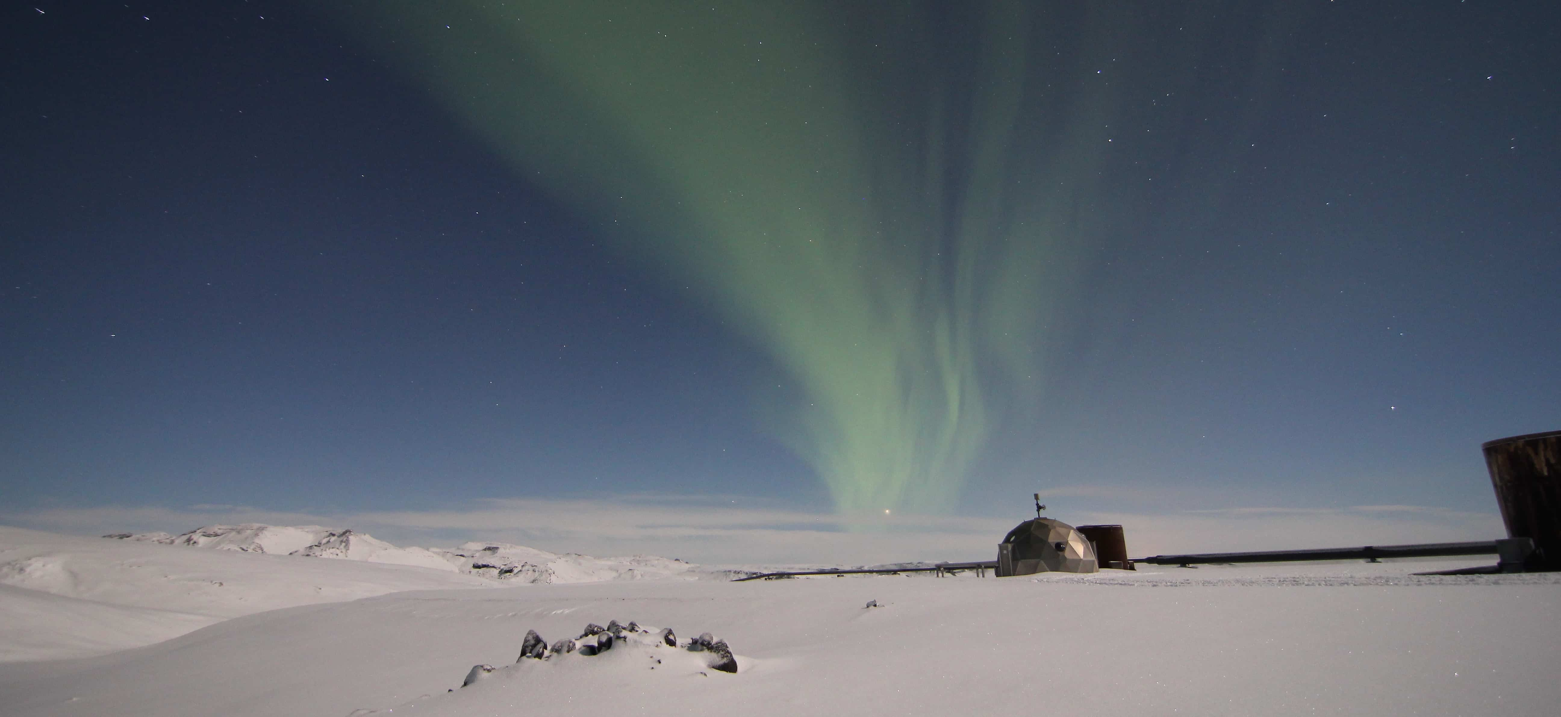Private Iceland Northern Lights Tour Superjeep Tours In
