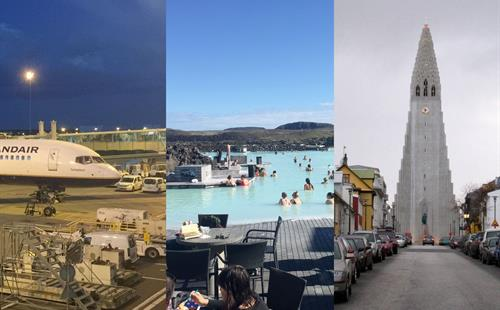 Luxury Transfers Keflavik Airport to Blue lagoon to Reykjavik